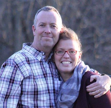 Steve & Andrea Richardson