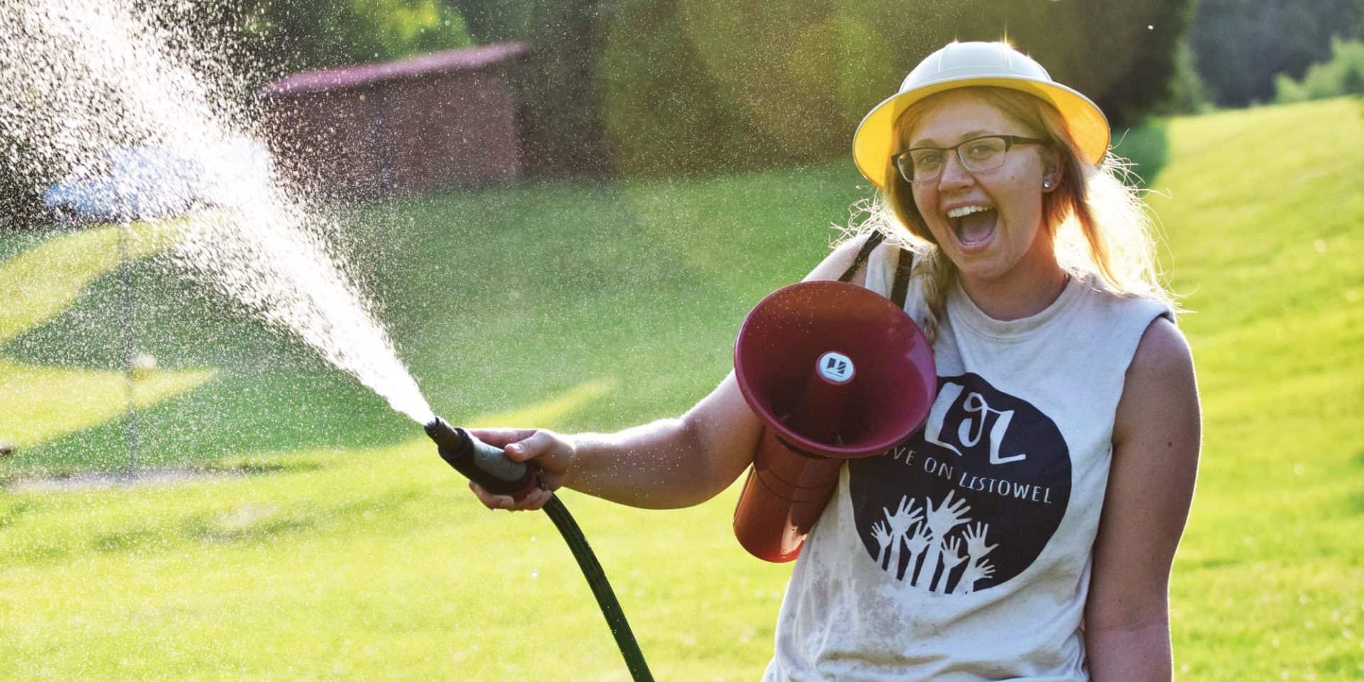 Summer Staff & Volunteers - InterVarsity Circle Square Ranch