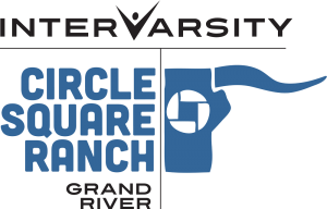 logo of intervarsity circle square ranch grand river in brantford ontario