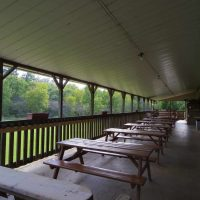Dining Hall Upper Deck