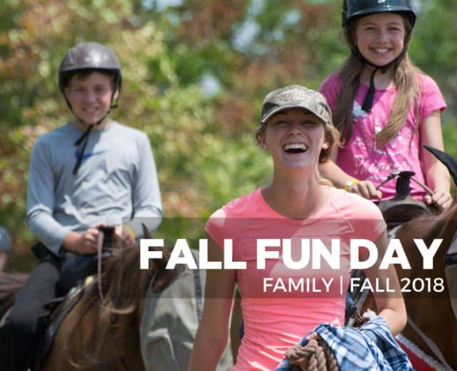 Family Fall Fun Day