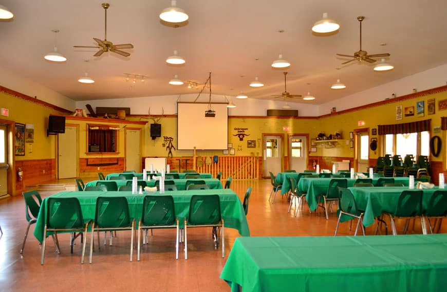 Circle Square Ranch - Dining Hall