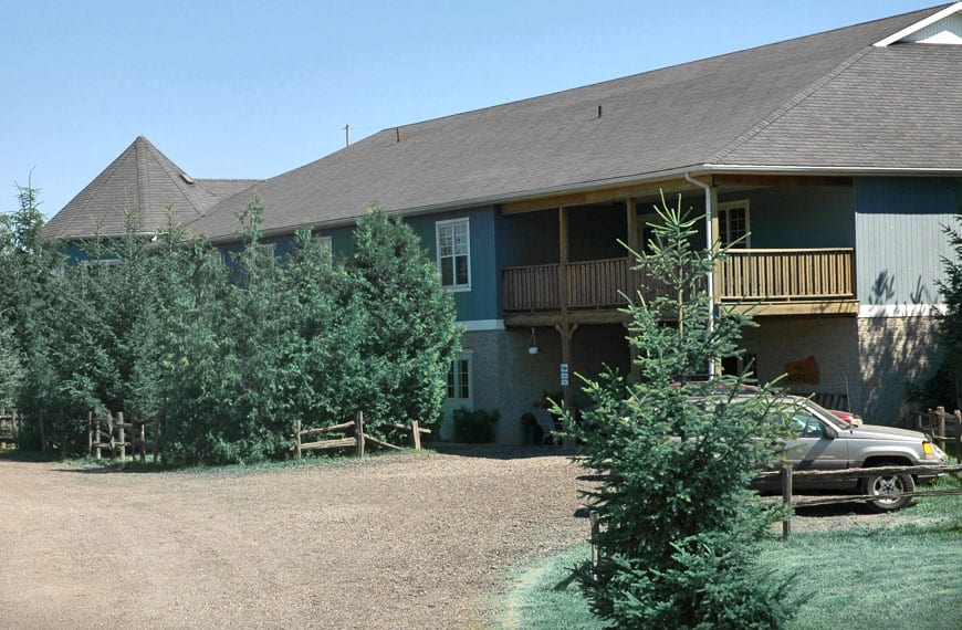 Circle Square Ranch - Jackson Hall